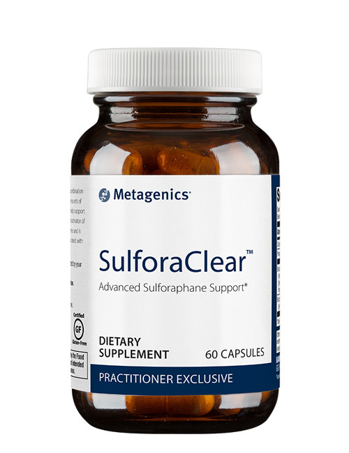 SulforaClear 60 caps