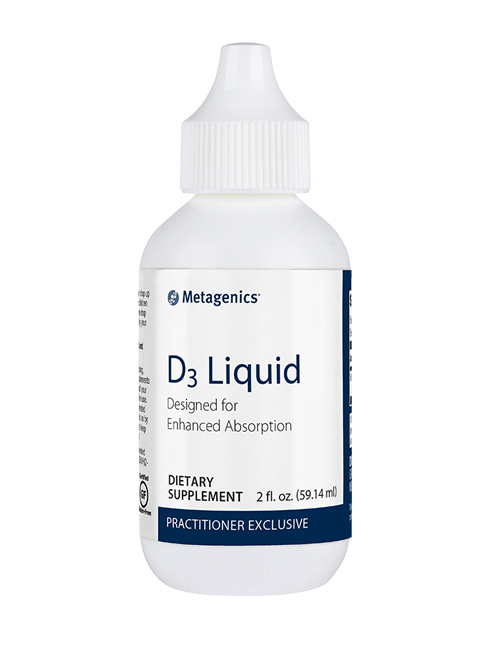 D3 Liquid 1000 IU 2 fl oz
