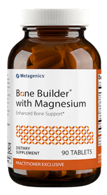 Bone Builder® with Magnesium 90 or 180 tabs