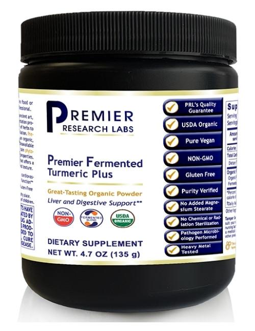 Fermented Turmeric Plus