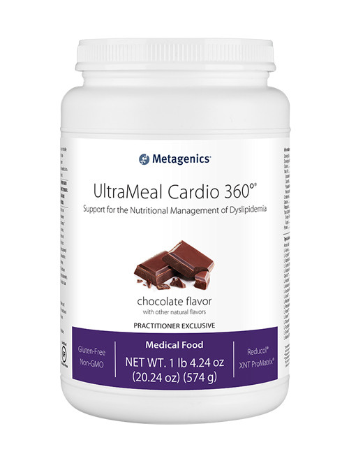 UltraMeal Cardio 360°® 14 Servings Chocolate