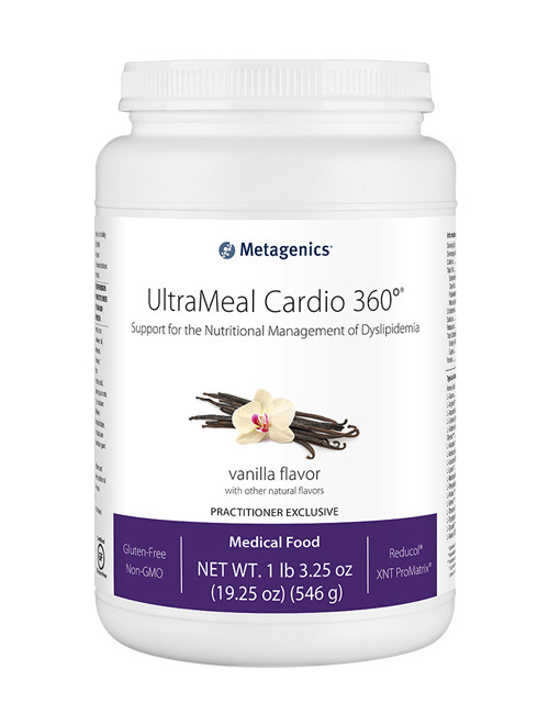 UltraMeal Cardio 360°® 14 Servings Vanilla