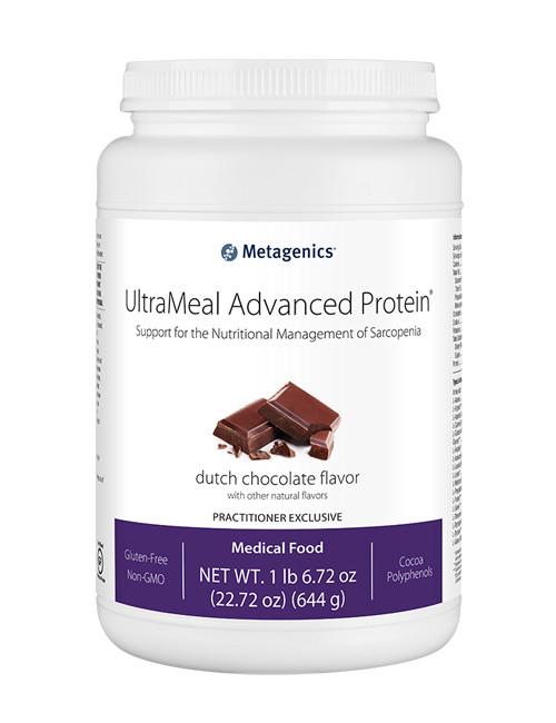 UltraMeal® Advanced Protein 14 Servings Dutch Chocolate