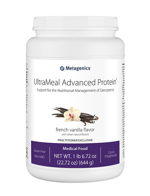 UltraMeal® Advanced Protein 14 Servings French Vanilla