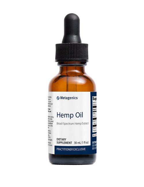 Hemp Oil 1 fl oz