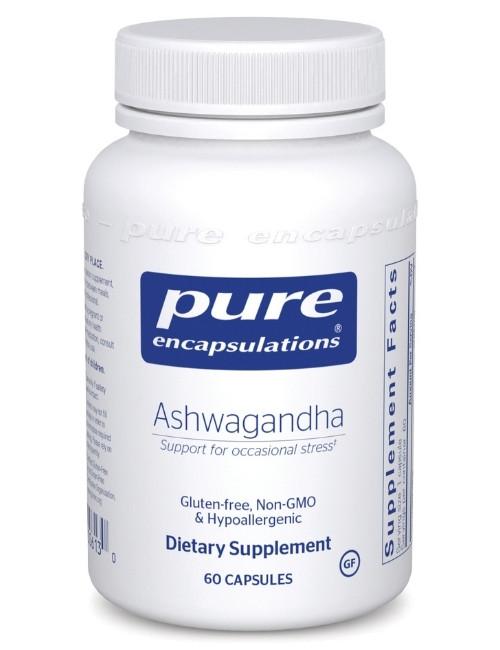 Ashwagandha 500 mg 60 vegcaps