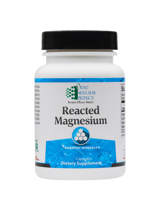 Reacted Magnesium 235 mg