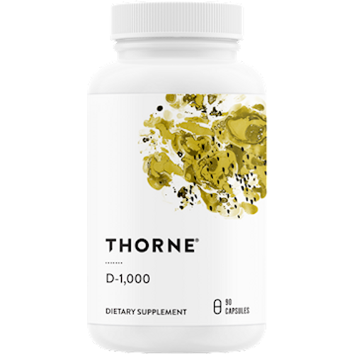 Vitamin D-1,000, 90 caps