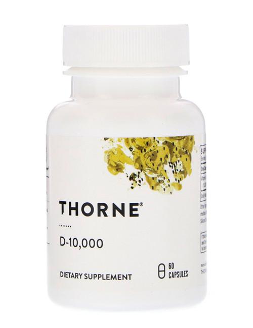 Vitamin D-10,000, 60 caps
