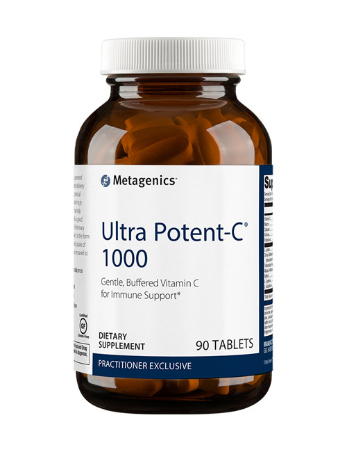 Ultra Potent Vitamin C 1000, 90 tabs