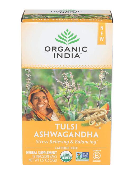 Tulsi Tea Ashwagandha