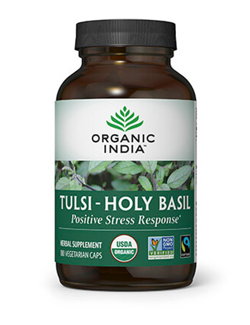 Tulsi Holy Basil 90 vegcaps