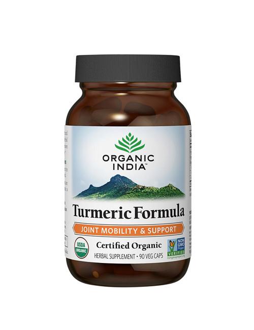 Turmeric Formula 90 or 180 vegcaps