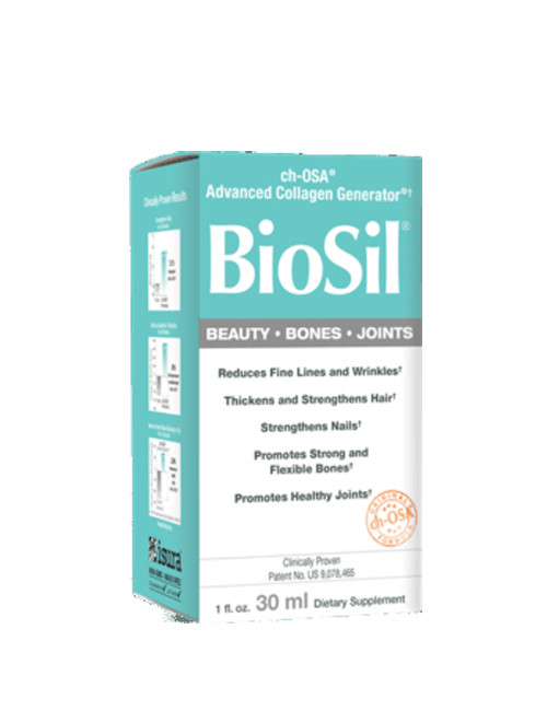 BioSil® Beauty, Bones, Joints 1 fl oz