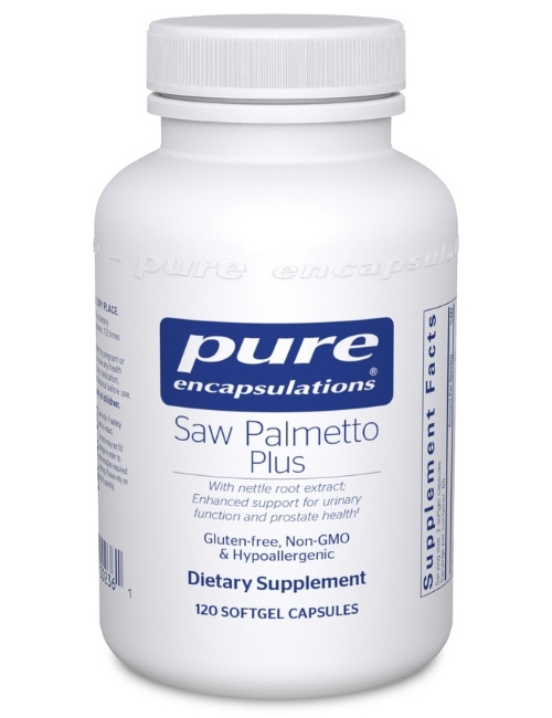 Saw Palmetto 320, 120 gels