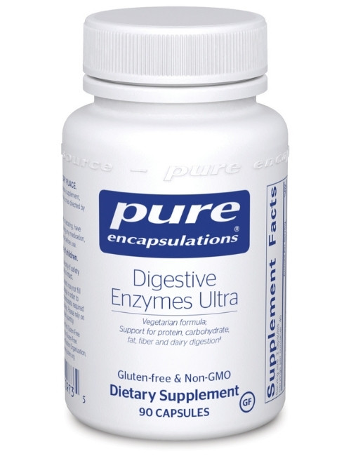 Digestive Enzymes Ultra, 180 vegcaps