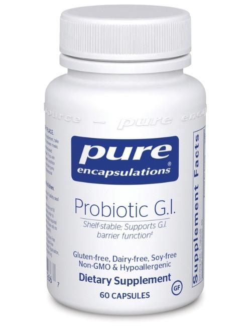 Probiotic G.I., 60 vegcaps