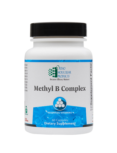 Methyl B Complex, 60 caps