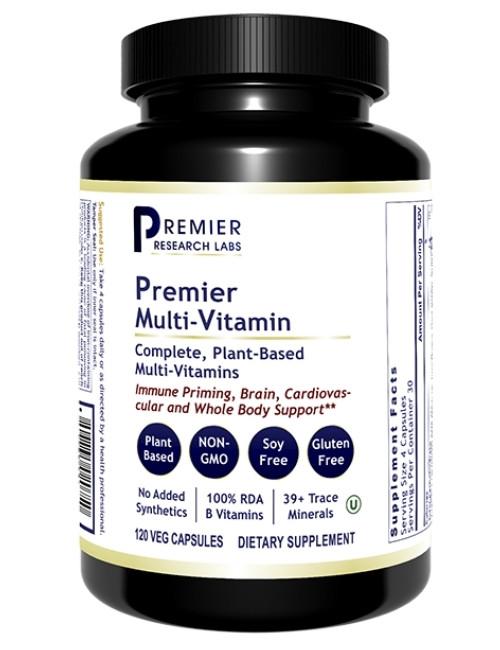 Multi-Vitamin, Premier, 120 vcaps