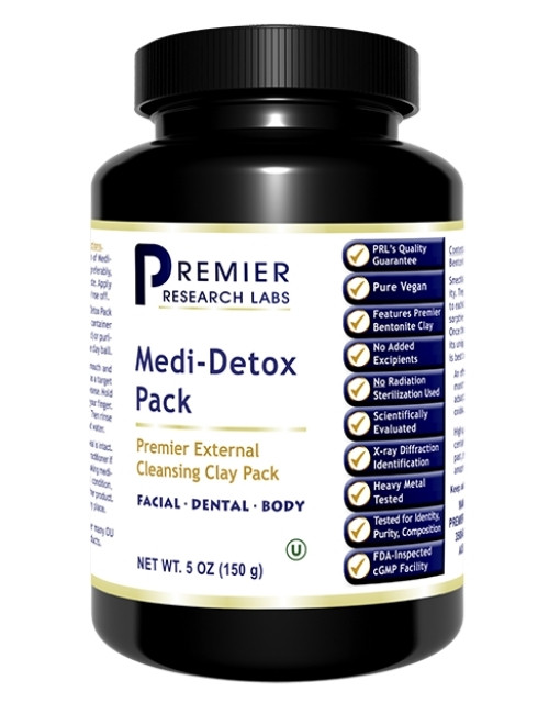 Medi-Detox Pack, 5 oz