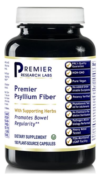 Premier Psyllium Fiber, 180 vcaps