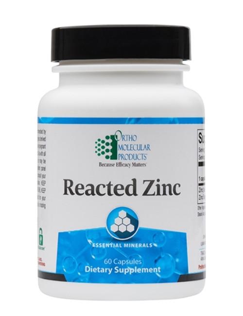 Reacted Zinc, 60 caps
