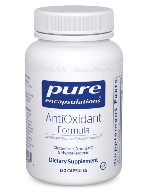 AntiOxidant Formula, 120 vcaps