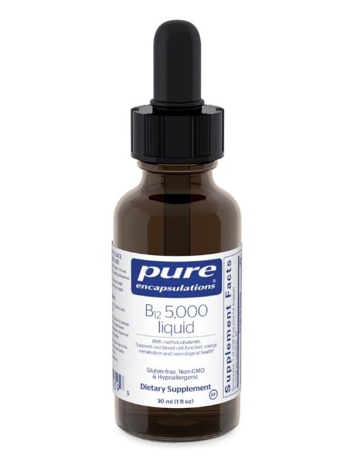 B12 5000 Liquid, 30 ml