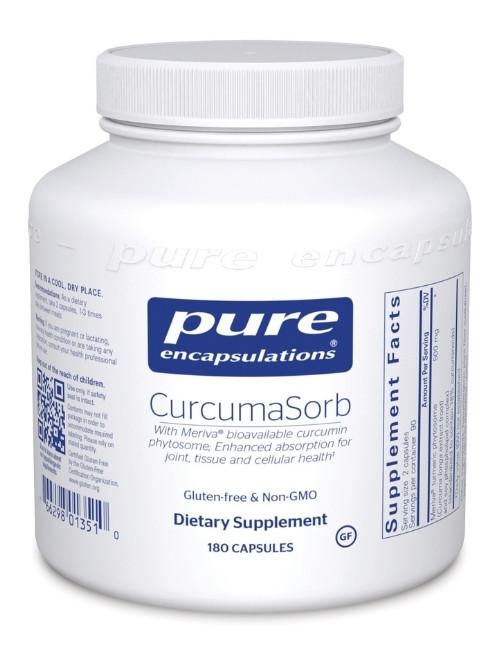 CurcumaSorb (Meriva), 180 vcaps