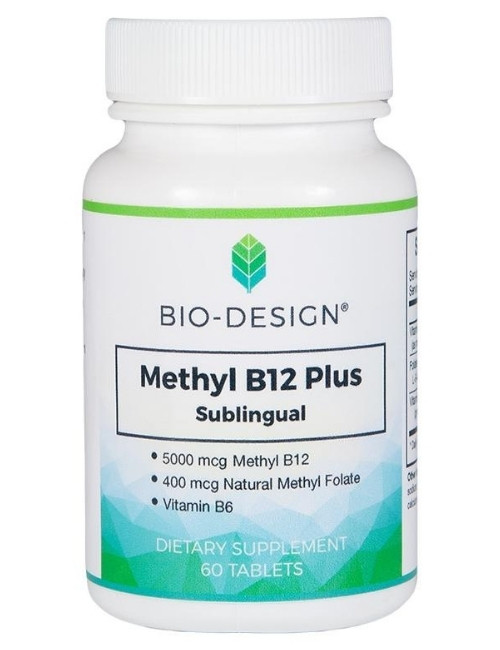 Methyl B12 Plus, 60 caps