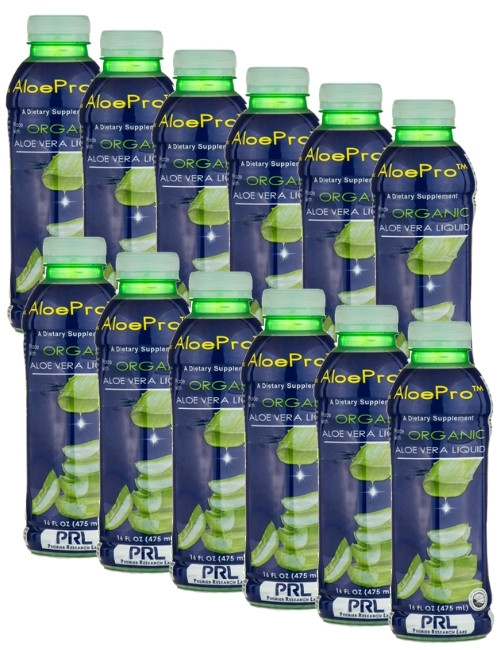AloePro, 16 fl oz/bottle, Case of 12