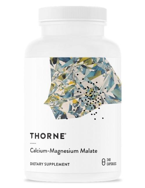 Calcium-Magnesium Malate, 240 vcaps