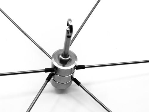 Titanium Collapsable Dredge