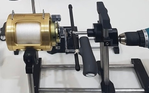 Busted Fishing Line Winder BF-216