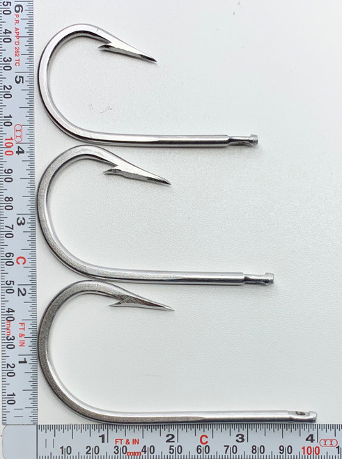 Catch All Tackle Stainless Steel Needle Eye Hook