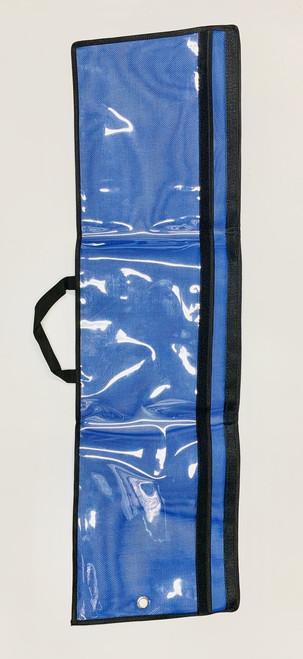 Basic Spreader Bar Bag with handle Blue A