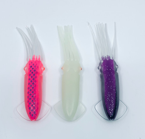 "Mauler Squid 7"" Squid Select Color"