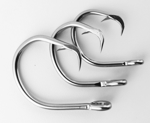 CatchAllTackle.com Premium Stainless Steel Circle Hooks