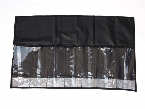 7 Pocket Roll Up  Lure Bag large pockets
