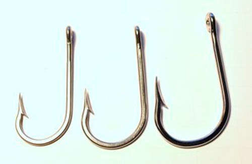 Premium Knife Edge Southern Style SS Forged Hooks 7/0-11/0 12 pack