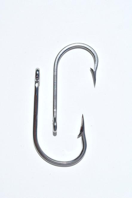 Premium  Knife Edge Forged SS Hooks 7/0-11/0 10 pack