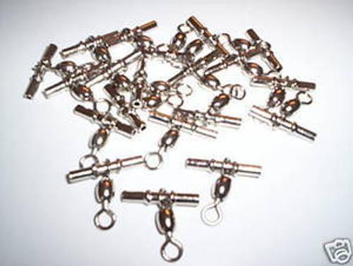 "Sleeve Swivel  20pieces -1/8""Hole 3.3mm  spreader bar size"