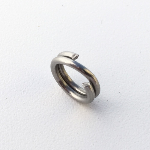 CatchAllTackle.com Stainless Steel Split Rings