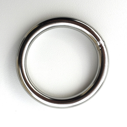 CatchAllTackle.com Welded  Stainless Steel Rings