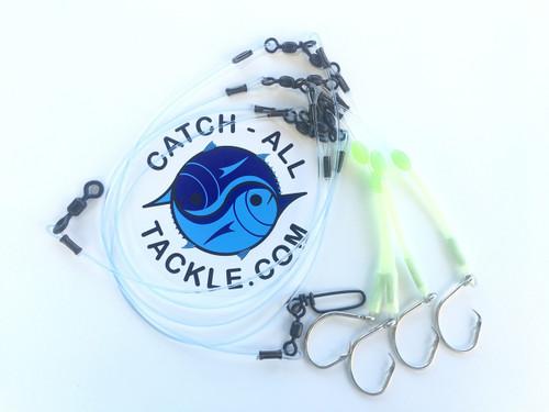 CatchAllTackle.Com Premium Deep Dorp Rigs