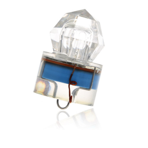 Krystal Diamond LED Deep Drop Light
