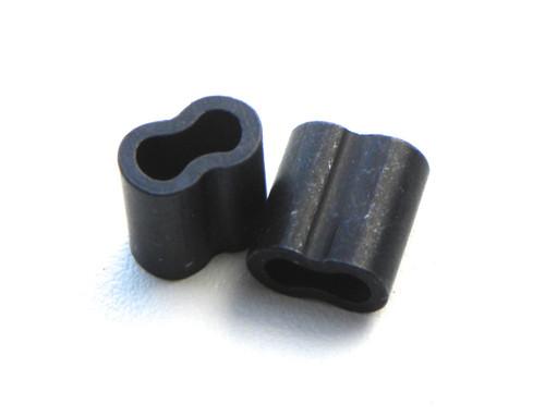CatchAllTackle.com PVC Decoy Cord Crimps 2.8mm x 10mm