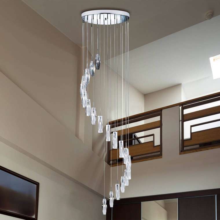 CG E-Series Ice Chandelier