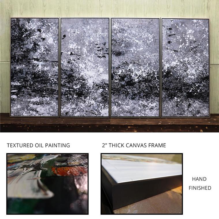 G1 Canvas Art