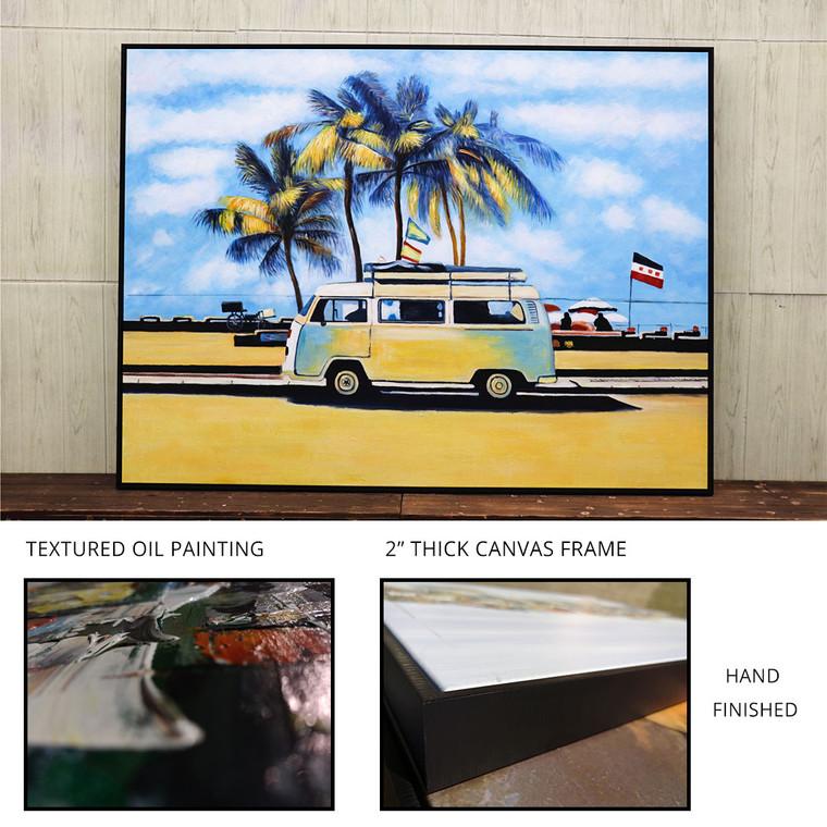 G16 Canvas Art